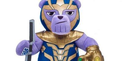 Avengers Endgame Le Frasi Dell Orsetto Di Peluche Di
