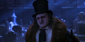 Batman Danny DeVito Pinguino