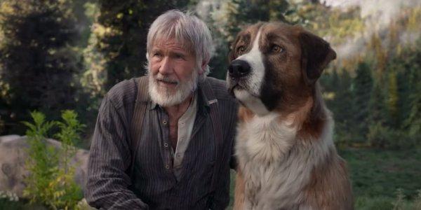 il richiamo della foresta Joonas Suotamo Harrison Ford