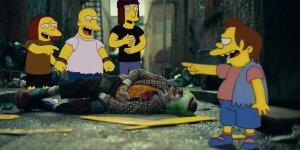 Joker viene picchiato da Patata, Secco, Spada e Nelson nel nuovo Weird Trailer di Aldo Jones