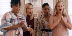 Amiche in Affari: ecco il trailer italiano della commedia con Tiffany Haddish, Rose Byrne e Salma Hayek