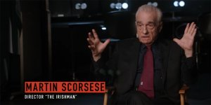 The Irishman Martin Scorsese