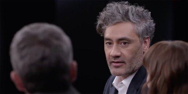 Taika Waititi Marvel Scorsese