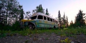 turisti italiani soccorsi in alaska cercavano bus into the wild