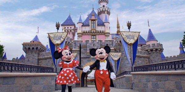 Disneyland Disney emergenza coronavirus