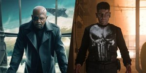 marvel punisher nick fury