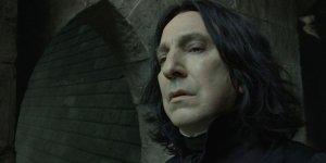JK Rowling Severus Piton