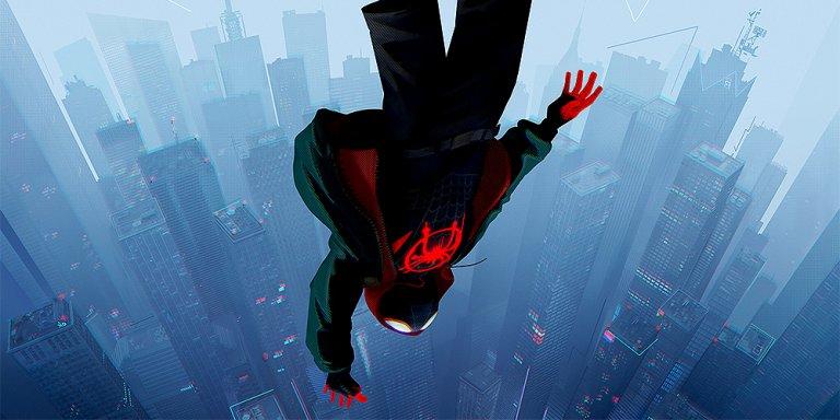 spider-man spiderverse miles