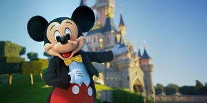 Mickey Mouse - Disneyland Paris