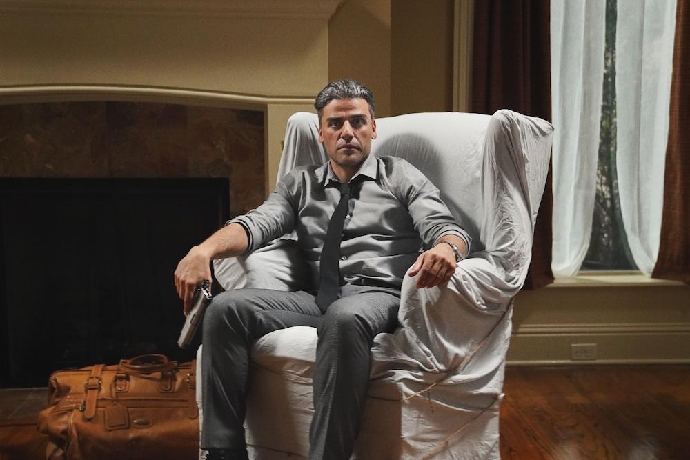 The Card Counter - Oscar Isaac