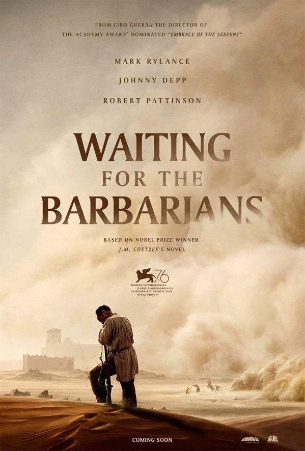 Waiting for Barbarians Johnny Depp