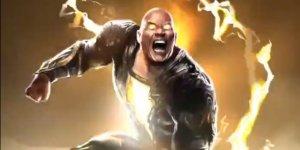 the rock black adam