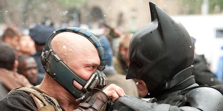 Il Cavaliere Oscuro Christopher Nolan