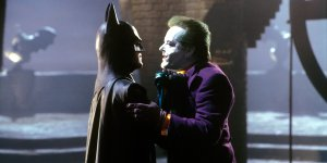 Michael Keaton Batman the flash Jack Nicholson