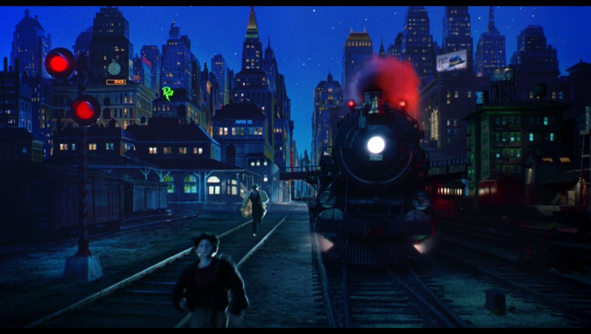 Dick Tracy treno