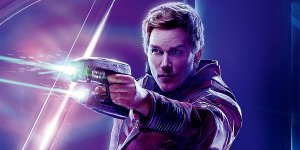peter quill guardiani della galassia star-lord