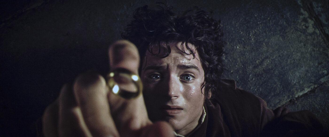 il signore degli anelli la compagnia dell'anello 4k