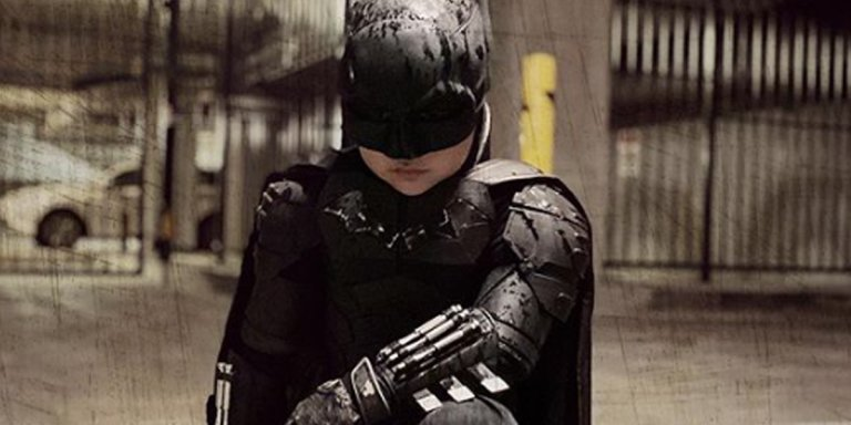 the batman cosplay