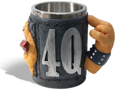 A photo of '4Q' Tankard