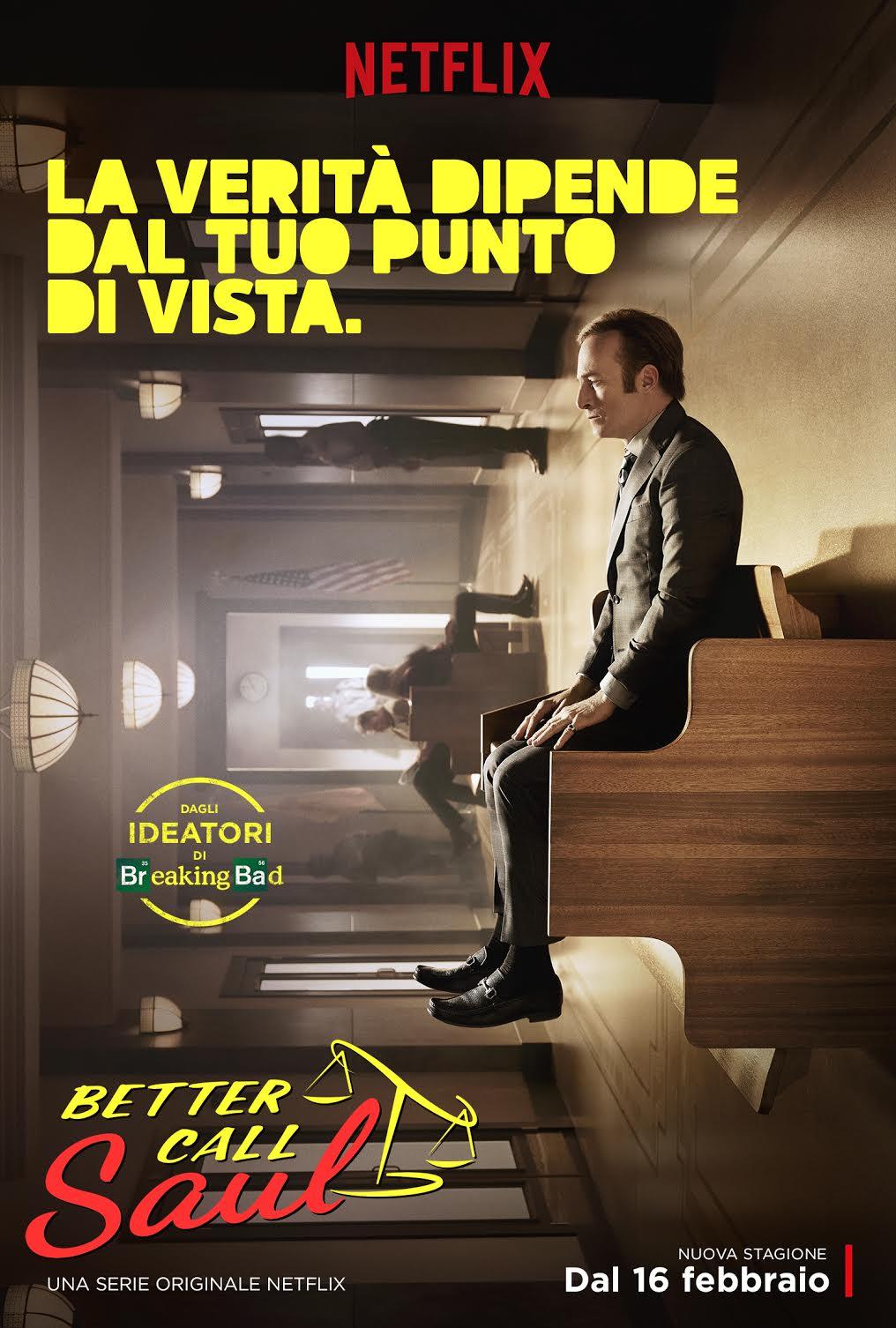 better call saul 2 poster