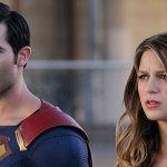 Supergirl 2: le nuove foto che ritraggono Superman accanto a Kara!
