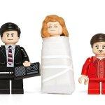 Twin Peaks: Citizen Brick ha prodotto delle minifigure ispirate alla serie