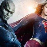 Supergirl: Kara e J'onn J'onzz in un nuovo poster diffuso da David Harewood