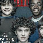 Stranger Things: i giovani protagonisti sulla copertina di Entertainment Weekly