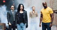 The Defenders: Jessica Jones e Luke Cage al centro di due nuovi motion poster