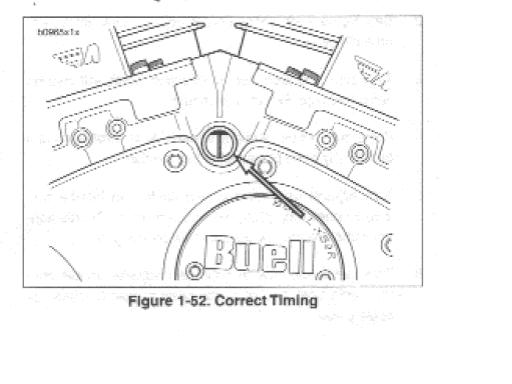Buell Forum: Set timing with a light