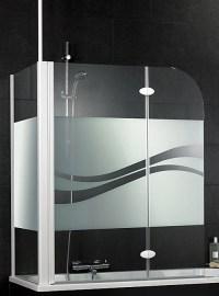Schulte Badewannenaufsatz mit Seitenwand D3380