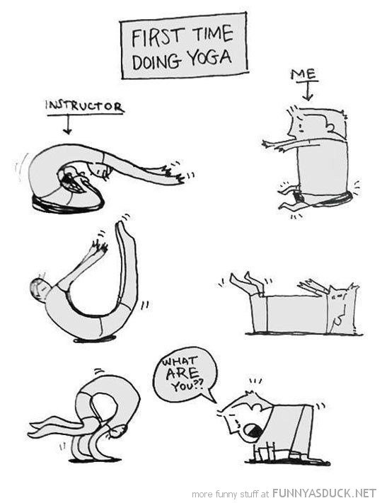 Difficult Yoga Poses: 5 Reasons to Feel the Fear and Do