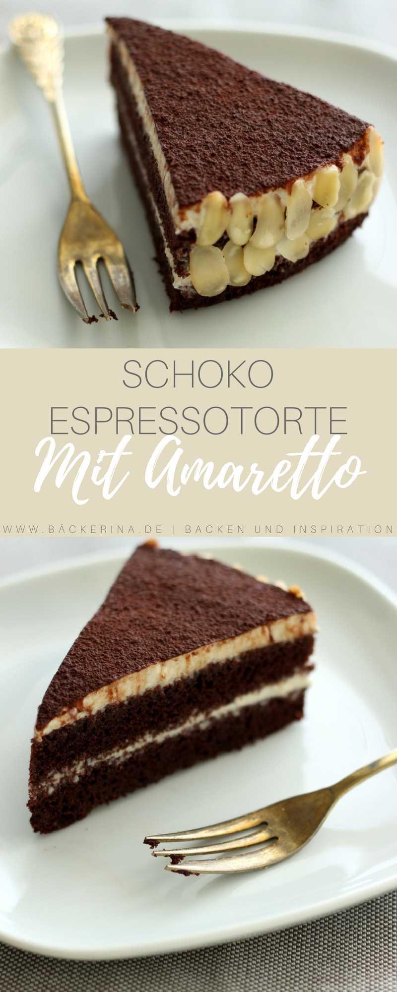 Espressotorte Rezept