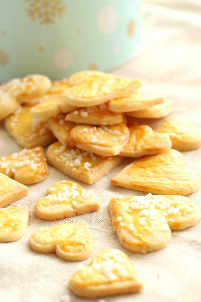 Die besten Butterplätzchen