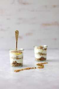Dessert ohne Zucker mit Joghurt | bäckerina.de