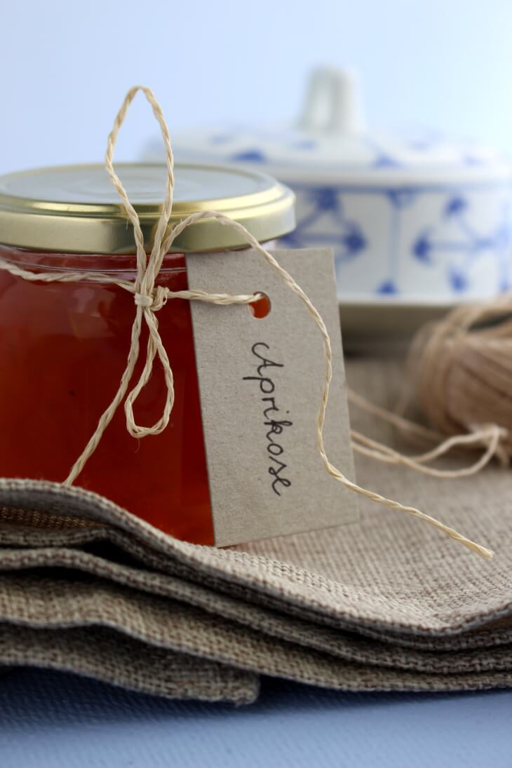 Aprikosenmarmelade selbst kochen Anleitung | bäckerina.de