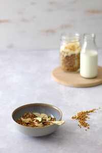 Granola ohne Zucker | bäckerina.de