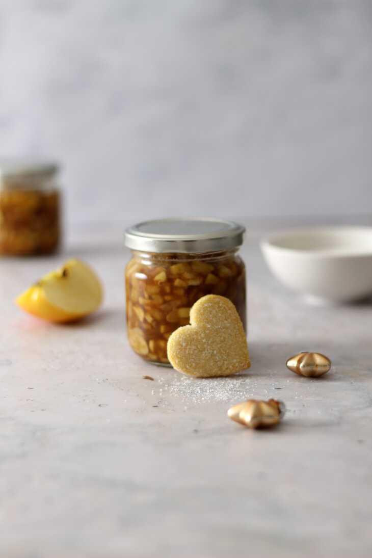 Bratapfelmarmelade Rezept | bäckerina.de