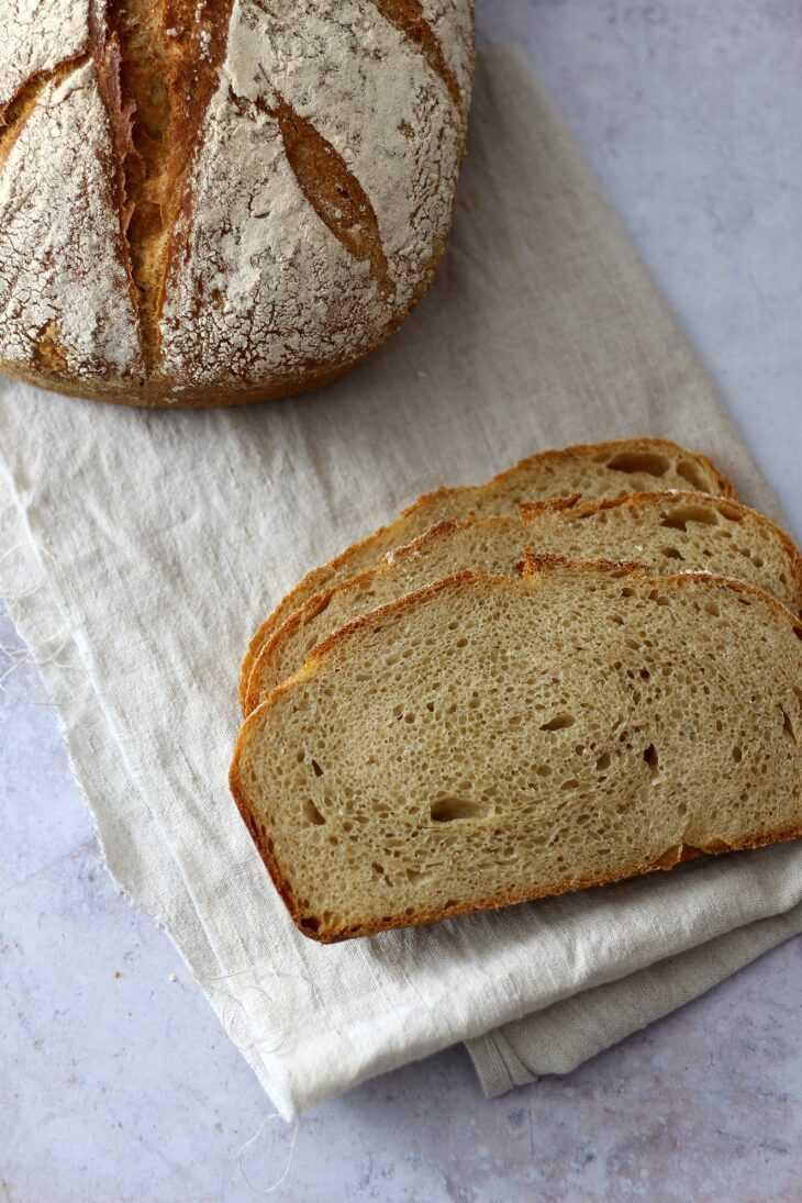Joghurtbrot Ofenmeister Rezept | bäckerina.de