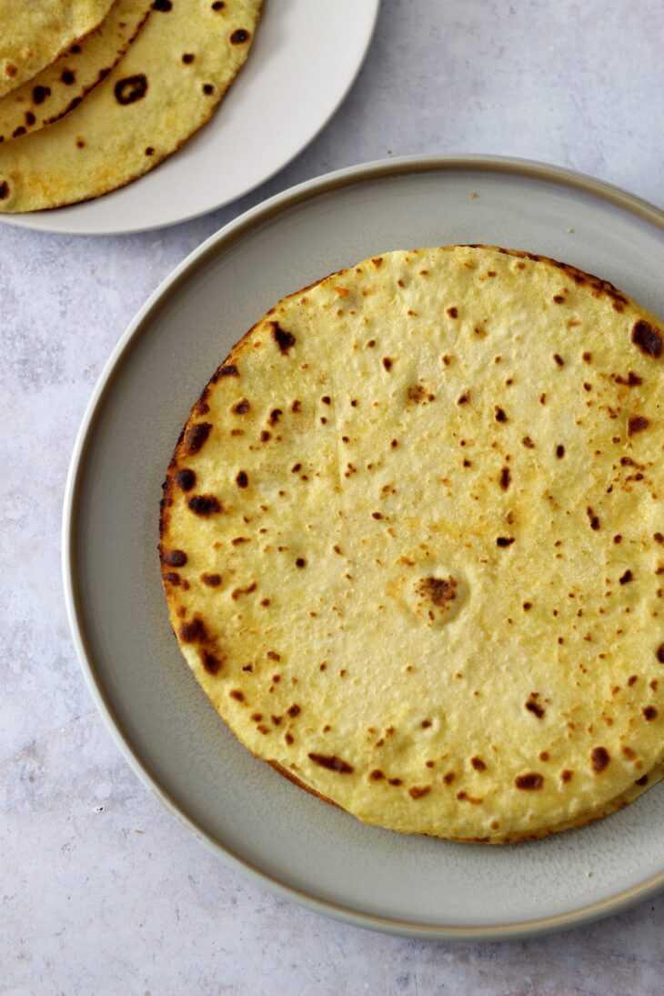 Tortillas Rezept mit Maismehl   bäckerina.de
