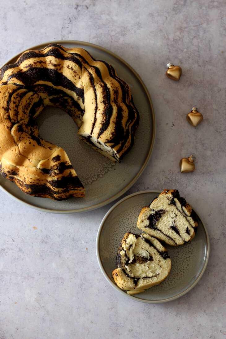 Mohnkranz Rezept | bäckerina.de
