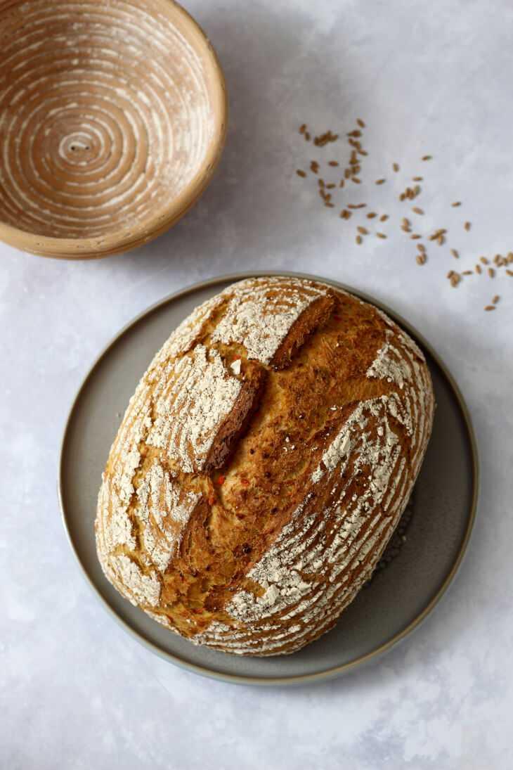 Karottenbrot mit Hefe Ofenmeister | bäckerina.de
