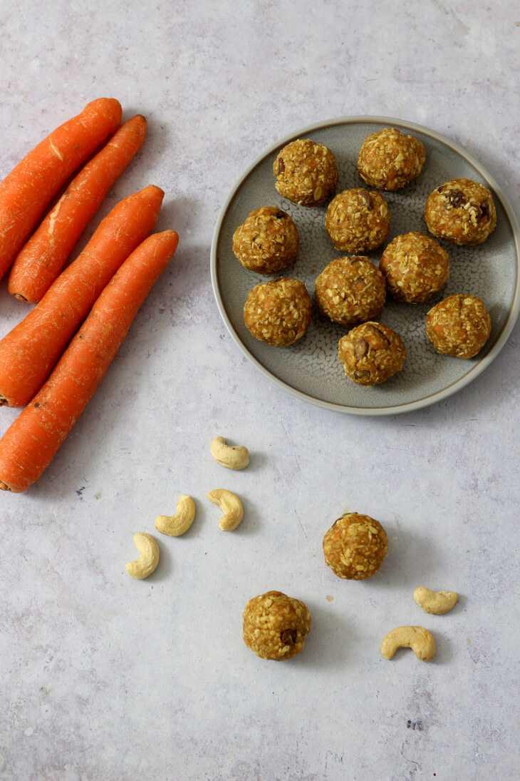 Erdnussbutter Energy Balls   bäckerina.de