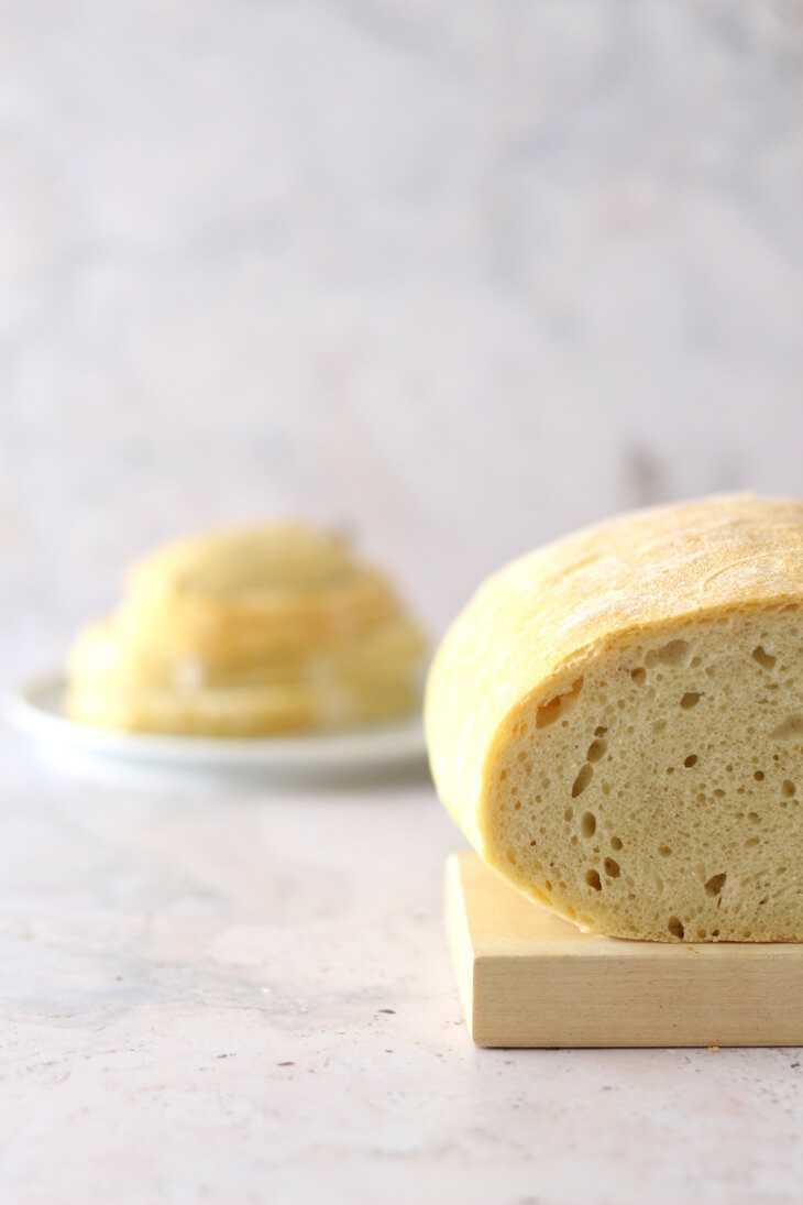 Dinkel Ciabatta | bäckerina.de