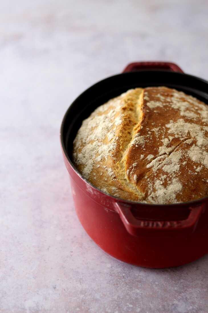 Kartoffelbrot aus dem Topf | bäckerina.de
