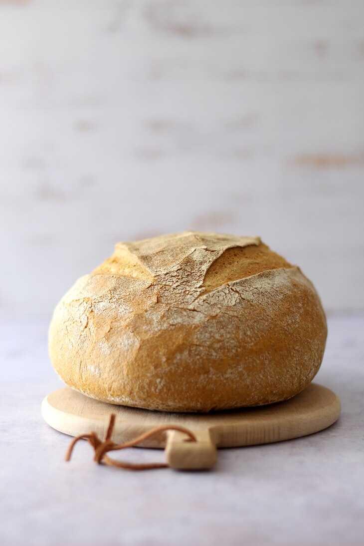 Graubrot Rezept | bäckerina.de