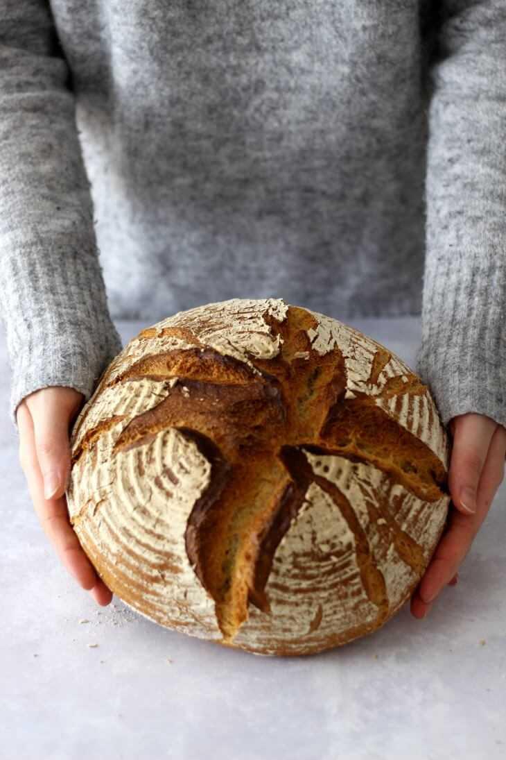 Brot backen für Anfänger | bäckerina.de Tipps