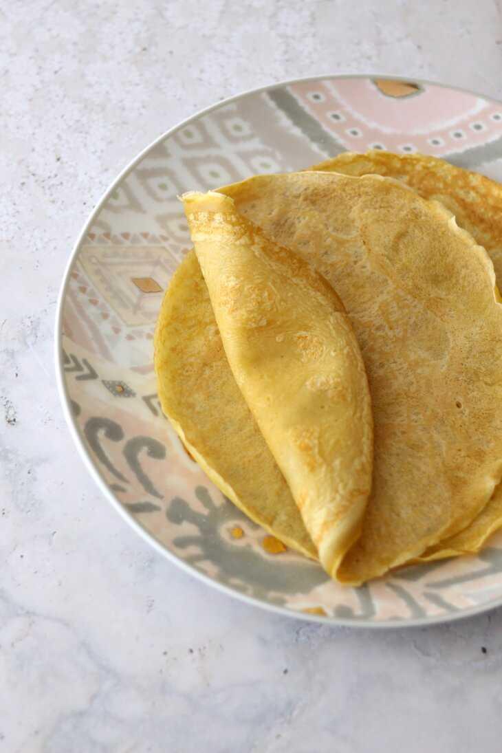 Crêpes Grundrezept | bäckerina.de