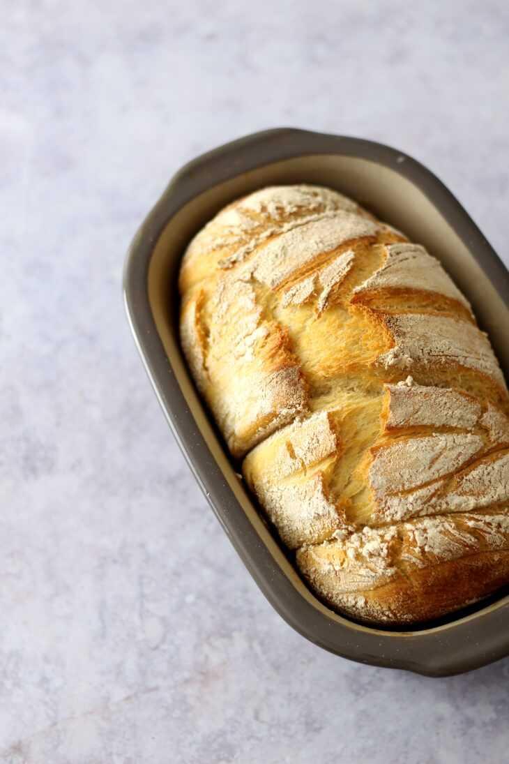 Weißbrot Pampered Chef Rezept | bäckerina.de