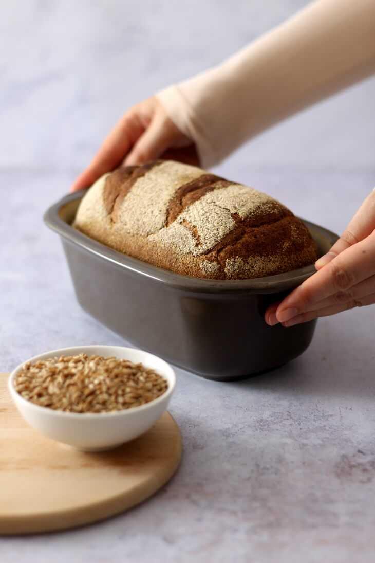 Malzbierbrot Pampered Chef | bäckerina.de